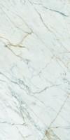 Керамогранит напольный M8AD Grande Marble Look Golden White Rett. 120х240 Marazzi Italy