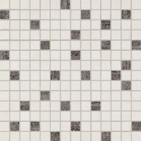 Декор MMQV Materika Mosaico Off White 40x40 Marazzi Italy