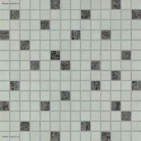 Декор MMQX Materika Mosaico Grigio 40x40 Marazzi Italy