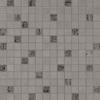 Декор MMQZ Materika Mosaico Antracite 40x40 Marazzi Italy
