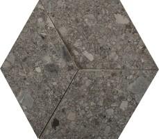 Мозаика настенная M0KK Mystone Ceppo di Gre Antracite 3D 29х33.5 Marazzi Italy