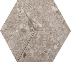 Мозаика настенная M0KN Mystone Ceppo di Gre Greige 3D 29х33.5 Marazzi Italy