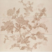 Панно M08U Stone Art Decoro Bloom Ivory 120х120 Marazzi Italy