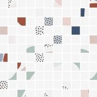 Мозаика Mei Trendy арт многоцветный 30x30 A-TY2O451/D