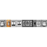 Бордюр B300D239 Europe 30х4.5 Муза-Керамика