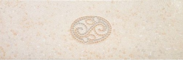 Декор Риф Меандр 20х60 Нефрит-Керамика