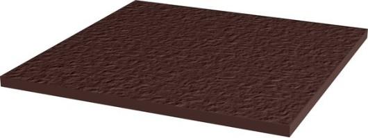 Керамогранит напольный Natural Brown Duro структ 30х30 Paradyz