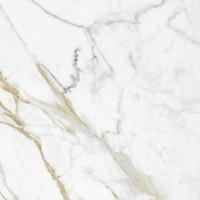 Керамогранит напольный R4ML Bistrot Calacatta Michelangelo Glossy Rett 58x58 Ragno