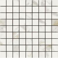 Мозаика настенная R4ZM Bistrot Mosaico Calacatta Michelangelo Soft 30x30 Ragno