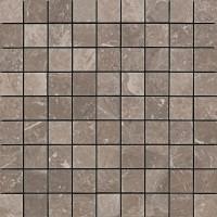 Мозаика настенная R4ZQ Bistrot Mosaico Crux Taupe Soft 30x30 Ragno