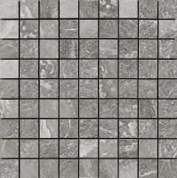 Мозаика настенная R4ZR Bistrot Mosaico Crux Grey Soft 30x30 Ragno