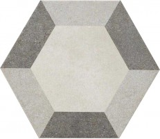 Декор R4DT Rewind Decoro Geometrico Vanilla 21x18,2 Ragno