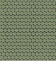 Мозаика настенная 735612 Extra Light Mosaico Circle Jade 30x30 Rex Ceramiche