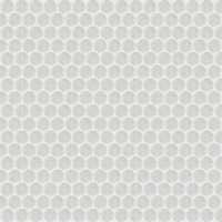 Мозаика настенная 735613 Extra Light Mosaico Circle Diamond 30x30 Rex Ceramiche
