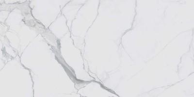 Керамогранит напольный 757833 I Classici Di Rex Statuario Glossy Ret 6mm 120x280 Rex Ceramiche