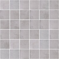 Мозаика 1055692 Pierre De France MOS 5x5 GRISE LAP 30x30 Serenissima Cir