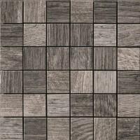 Мозаика 1047581 Wild Wood MOS 5x5 GREY 30x30 Serenissima Cir
