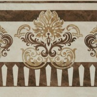 Декор 10305001012 Агат бежевый 01 v2 40х40 Шахтинская плитка