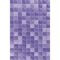 Настенная плитка 10101004475 Алжир лиловый низ 02 20х30 Шахтинская плитка