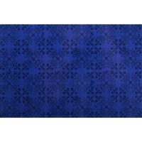 Настенная плитка 10101004469 Андалусия синий низ 02 20х30 Шахтинская плитка