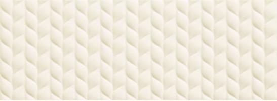 Настенная плитка House of Tones white B Str 32.8x89.8 Tubadzin