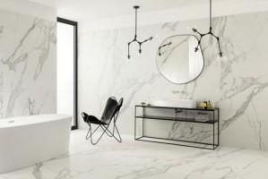 Керамогранит Specchio Carrara (Tubadzin)