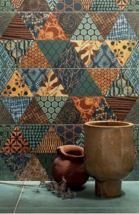 Керамическая плитка Goldgreen (Tubadzin)