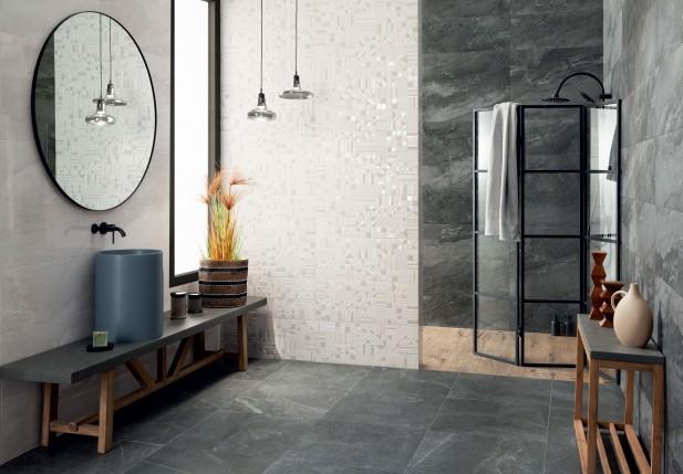 Керамическая плитка Modern Basalt (Tubadzin)