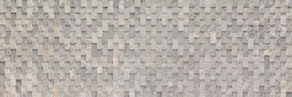 Настенная плитка Venis Mirage Deco Silver 33.3x100 V1440256