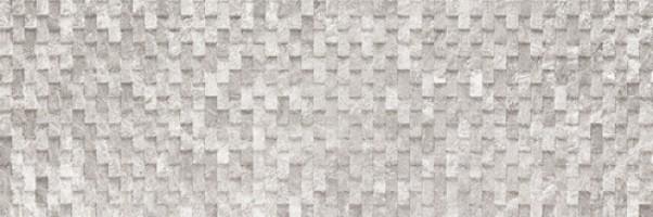 Настенная плитка Venis Mirage Deco White 33.3x100 V1440260