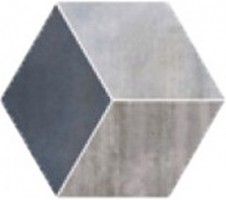 Декор K3457DB1L0010 Althea Oxy многоцветный 21x24 Villeroy&Boch