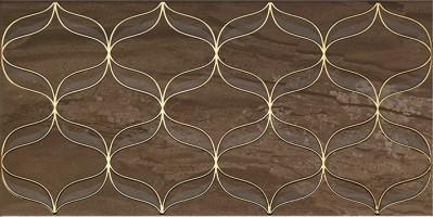 Декор Vitra Ethereal Gold 30x60 коричневый K082266