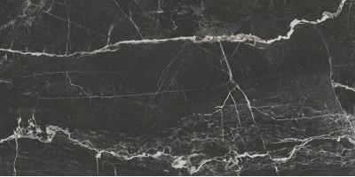 Керамогранит настенный K945338 Marmori St.Laurent Чёрный 30x60 Vitra