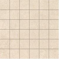Декор K945767 Newcon Мозаика 5x5 Кремовый 30х30 Vitra