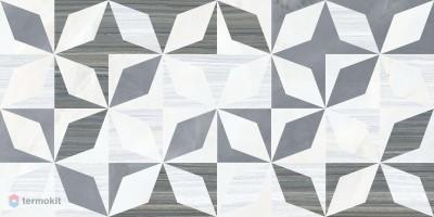 Декор K947840 Serpeggiante геометрический декор холодный 30х60 Vitra