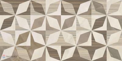 Декор K947841 Serpeggiante геометрический декор теплый 30х60 Vitra