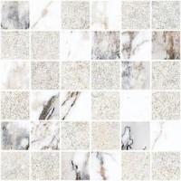 Мозаика Vitra Marble-X-Stone Белый (5х5) 30х30 K9498838R001VTE0