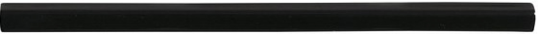 Бордюр Neri ADNE5580 Bullnose Trim Negro 0.85x15 Adex
