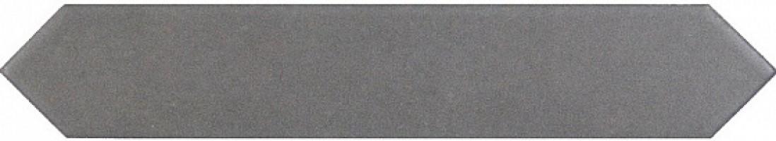 Бордюр ADPV9030 Pavimento Crayon Dark Gray 4x22.5 Adex