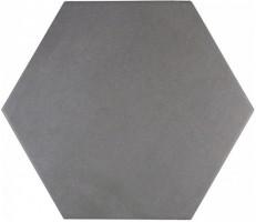 Керамогранит ADPV9013 Pavimento Hexagon Dark Gray 20x23 Adex