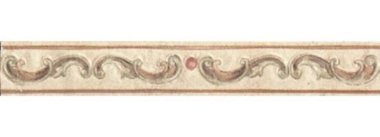 Бордюр Listello Affreschi 3x20 Alta Ceramica