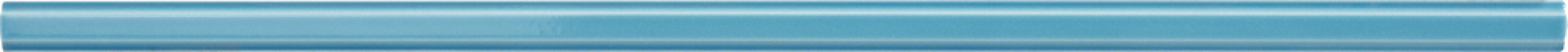 Бордюр Cristall Matita Azzurro 2x60 Alta Ceramica