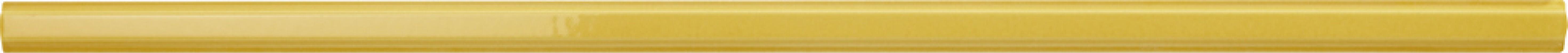Бордюр Cristall Matita Giallo 2x60 Alta Ceramica