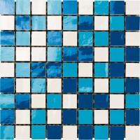 Мозаика Mosaico Cristall AZ/BO/BL 30x30 Alta Ceramica
