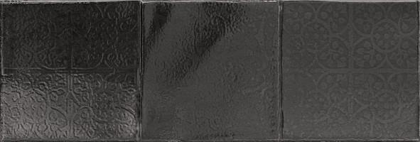 Настенная плитка 4-052-8 Belour Silver Fold 20.2x59.5 Aparici