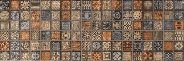 Настенная плитка 419251-392 Enigma Mix 20x59.2 Aparici