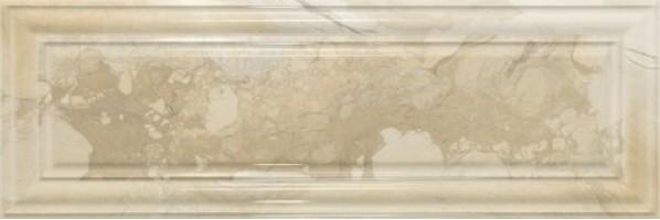 Декор Ape Ceramica Boiserie Rex Shine Cream 25x75
