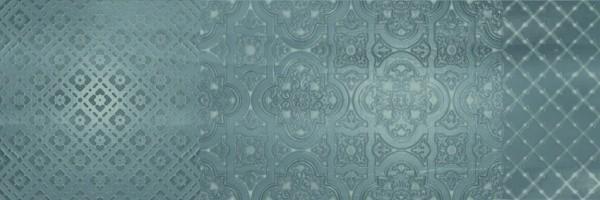 Настенная плитка AB2597 Aquarelle Murale Turquesa Mix 25х75 Arcana Ceramica