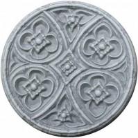Декор Argenta Light Stone Empyreal Light Grey 10х10
