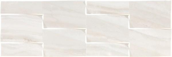 Плитка Argenta Lira Prisma White 25x75 настенная